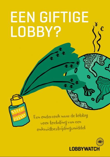 Publicatie Lobbywatch-studie: Giftige Lobby?